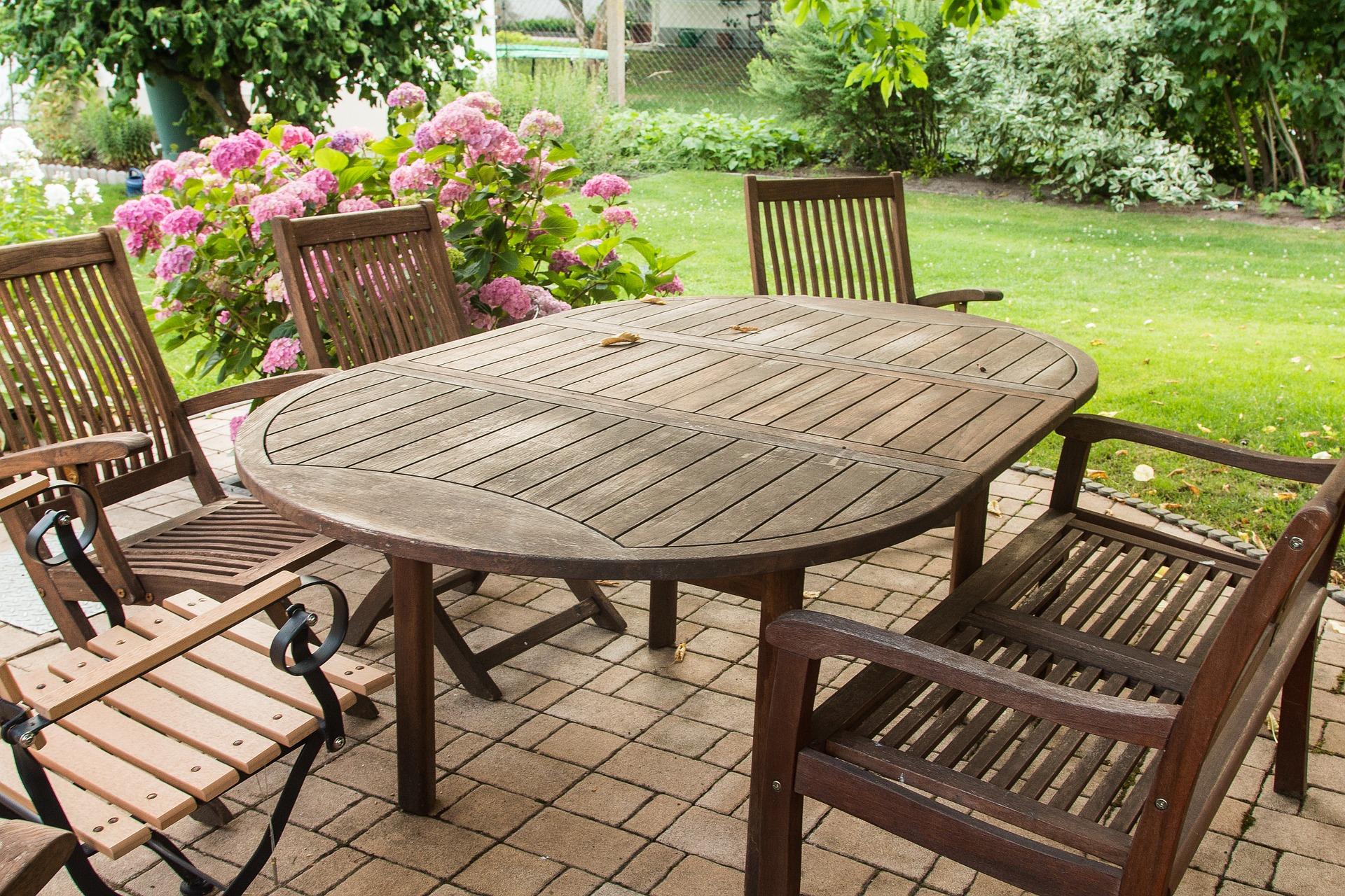 Fabriquer soi-même son mobilier de jardin - Atelier 14