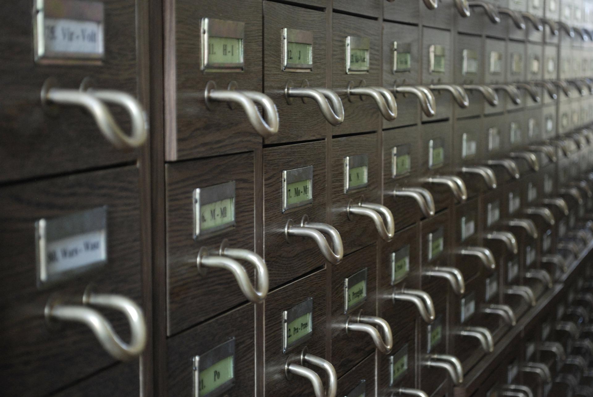 archivage électronique