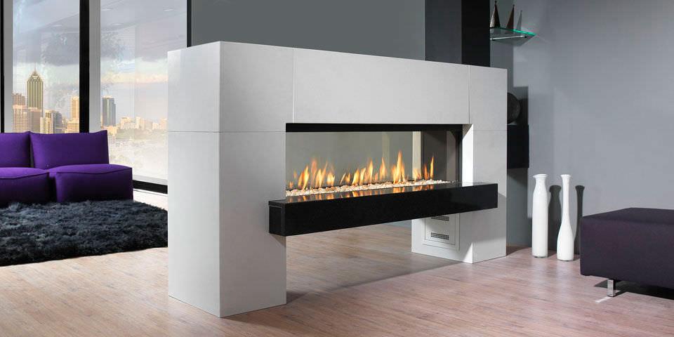 Foyer Grand Format : Les atouts des poêles et cheminées au gaz naturel